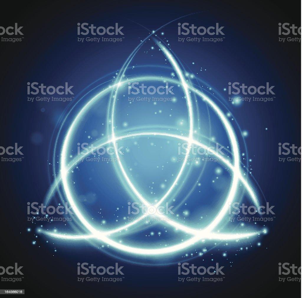 Magic Background Symbol royalty-free stock vector art