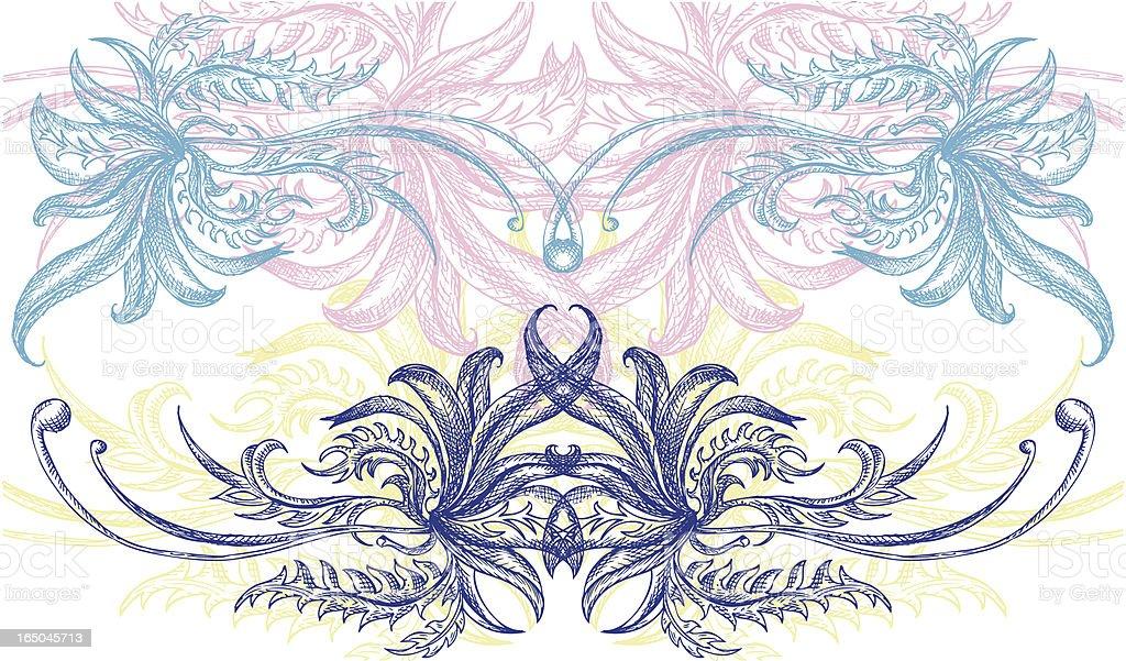 magic Maske Lizenzfreies vektor illustration