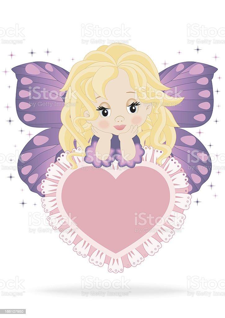 magical fairy royalty-free stock vector art