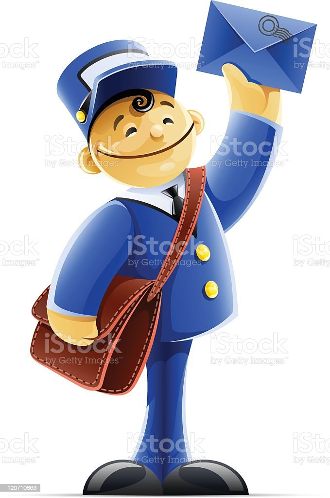 Image result for jolly postman clipart