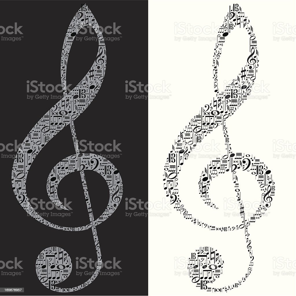 Make a note of this please royalty-free stock vector art