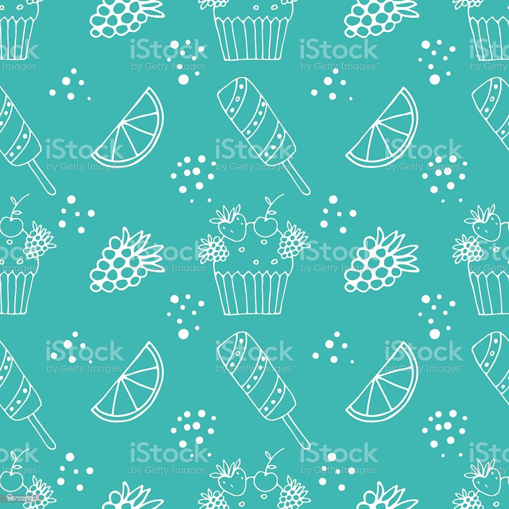 confection royalty-free stock vector art