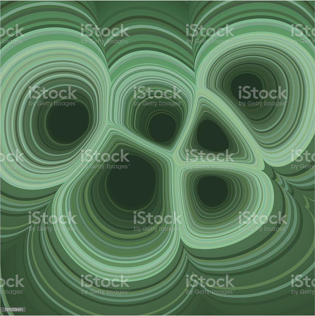 malachite royalty-free stock vector art
