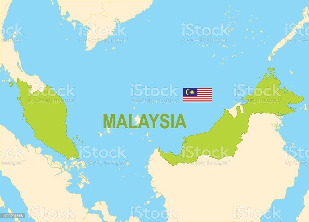 Malaysia stock vector art 622921338 iStock