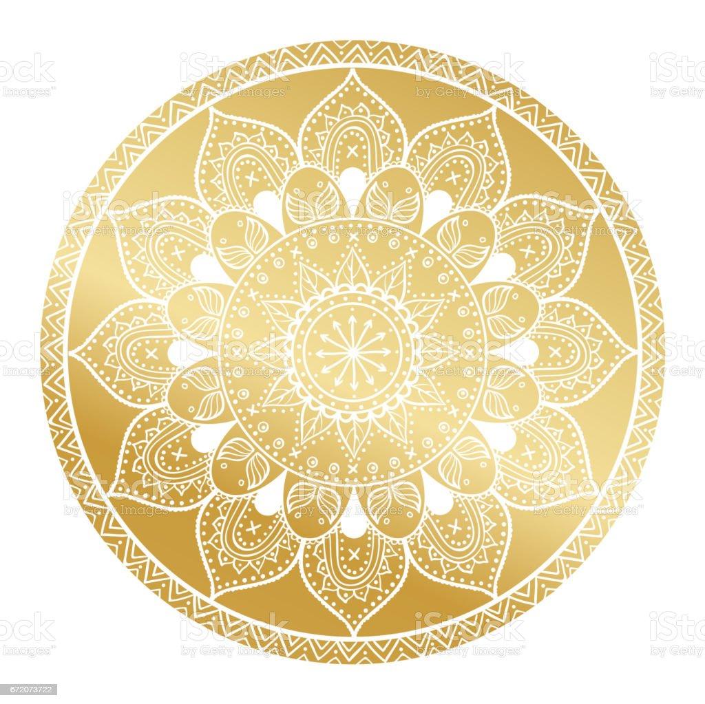 Mandala patternarabic vintage decorative ornamentmandala - Tappeto mandala ...