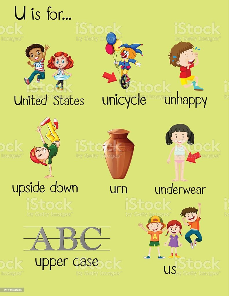 Many Words Begin With Letter U Gm622890604 109086947 on Www Letter K Craft
