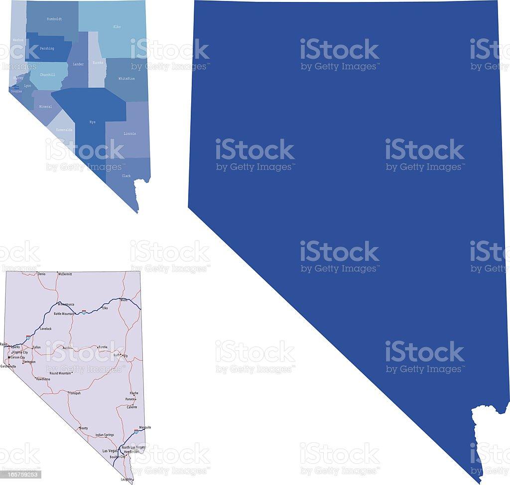 Nevada Clip Art Vector Images Amp Illustrations  IStock