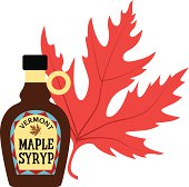 maple syrup color