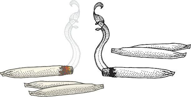 Marijuana Joint Clip Art, Vector Images & Illustrations ...