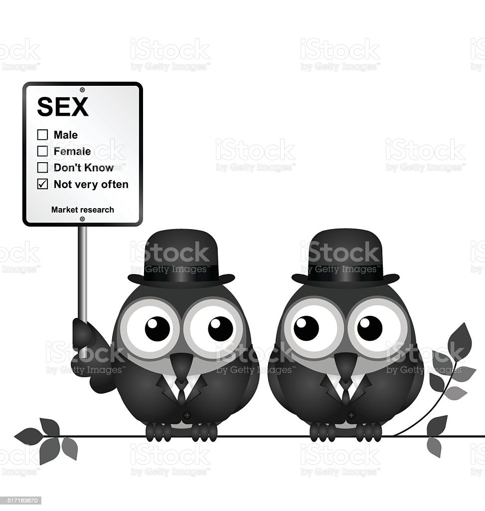 Market Research Sex vector art illustration