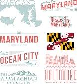 Maryland Typography