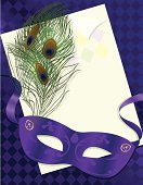Masquerade or Mardi Gras Party