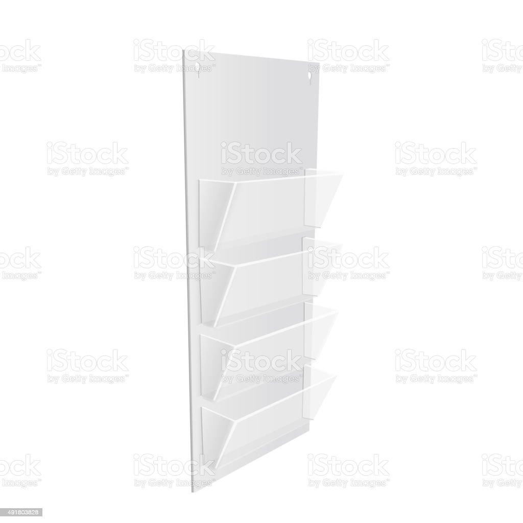 POS  materials vector art illustration