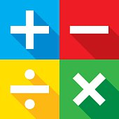 Math Icons Set