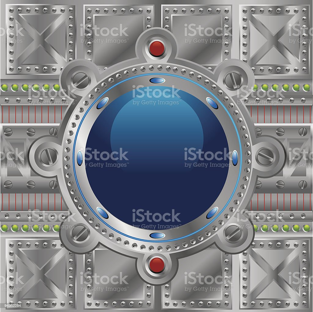 Mechanical royalty-free stock vector art