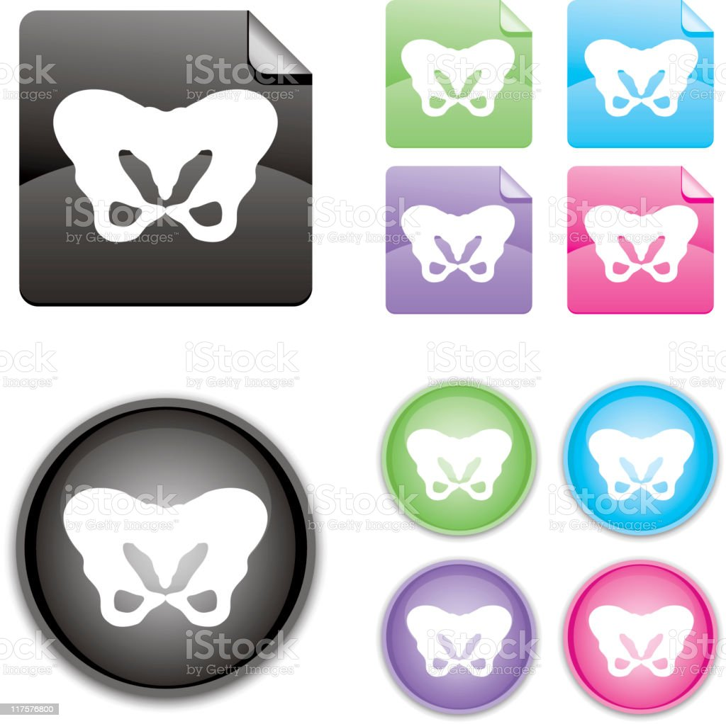 Medical Icon Series royalty-free stock vector art