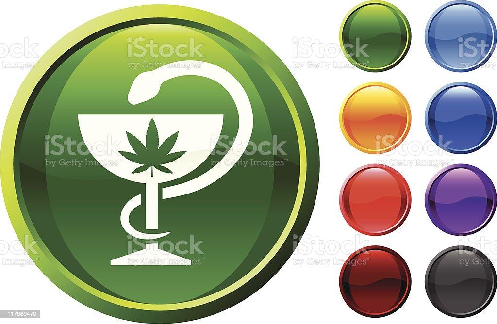 medical marijuana internet royalty free vector art royalty-free stock vector art