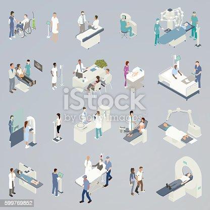 Medical Procedures Illustrations