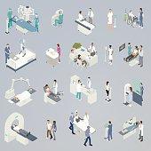 Medical Procedures Illustration