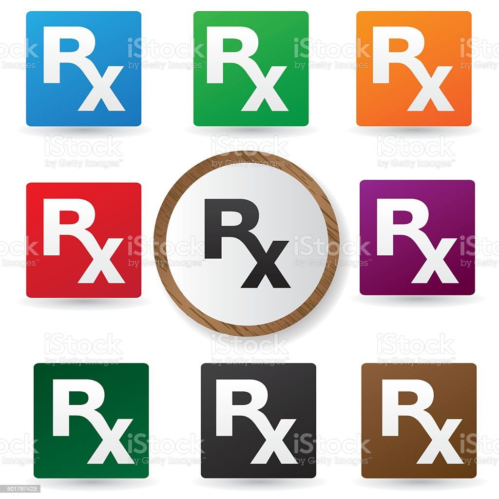 Medical symbol,Colorful version,vector vector art illustration