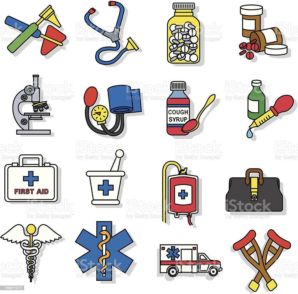 medical royalty-free stock vector art