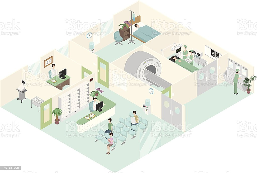 medical_010 vector art illustration