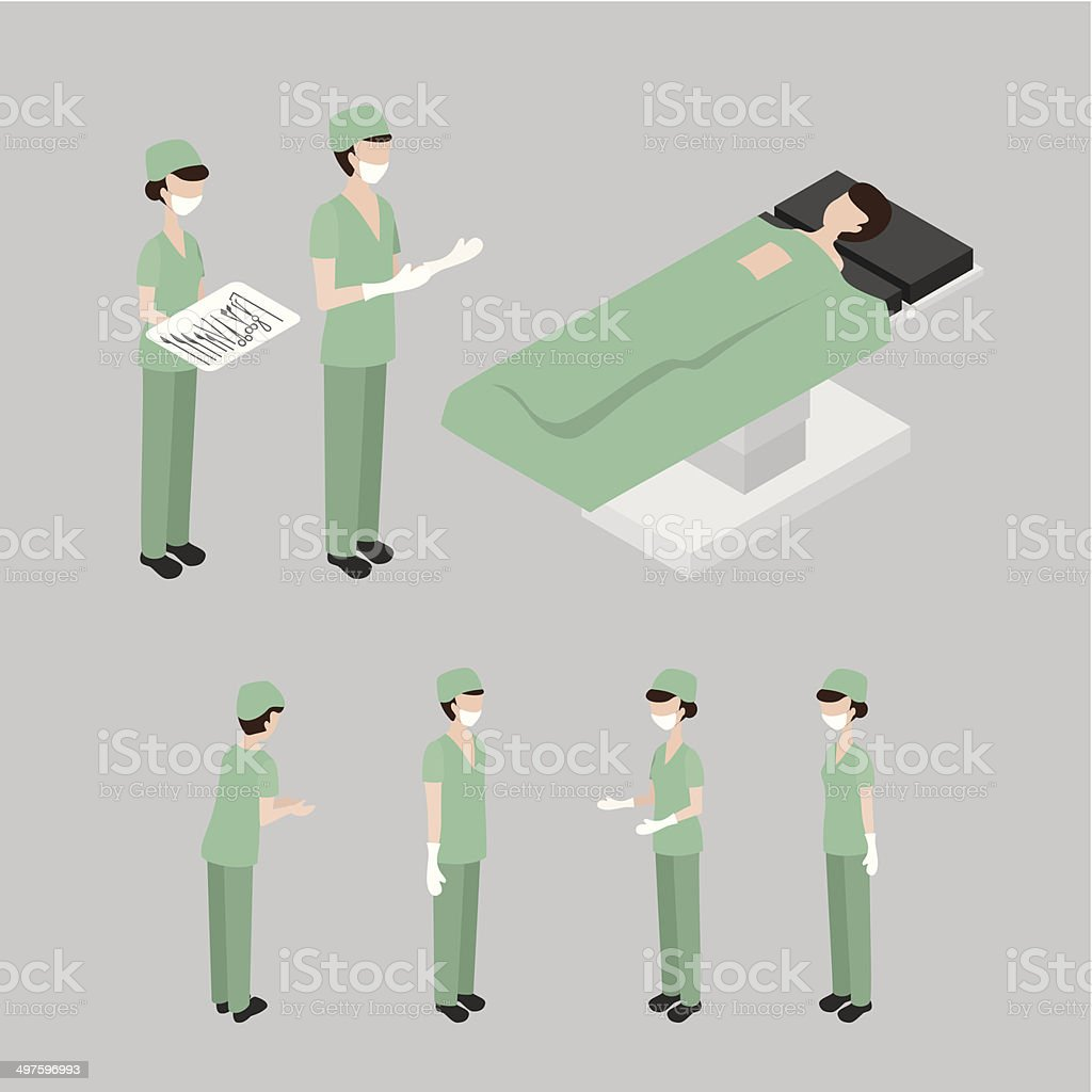 medical_012 vector art illustration