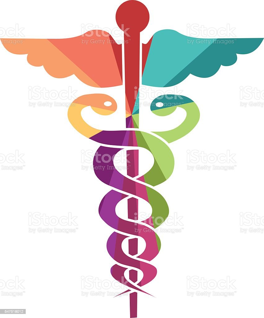 Medicine icon for children vector art illustration