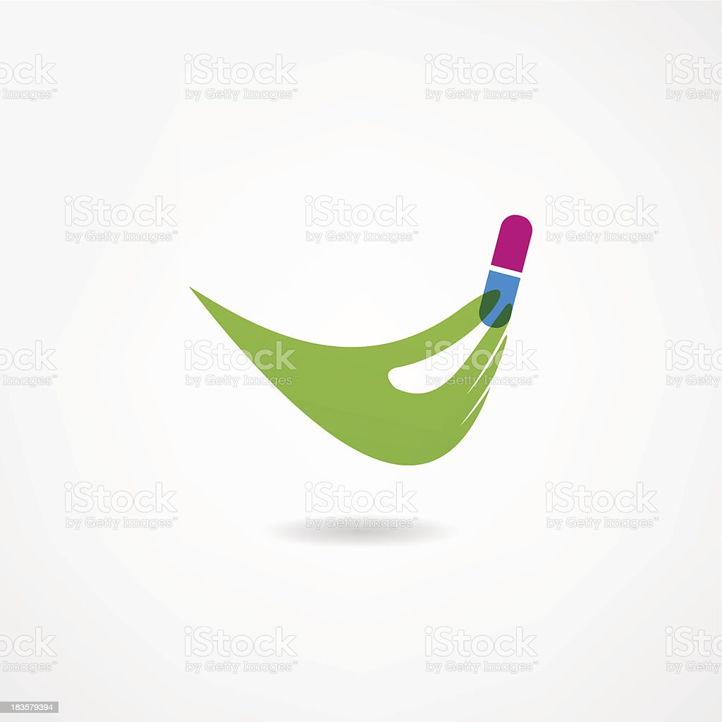medicine icon royalty-free stock vector art