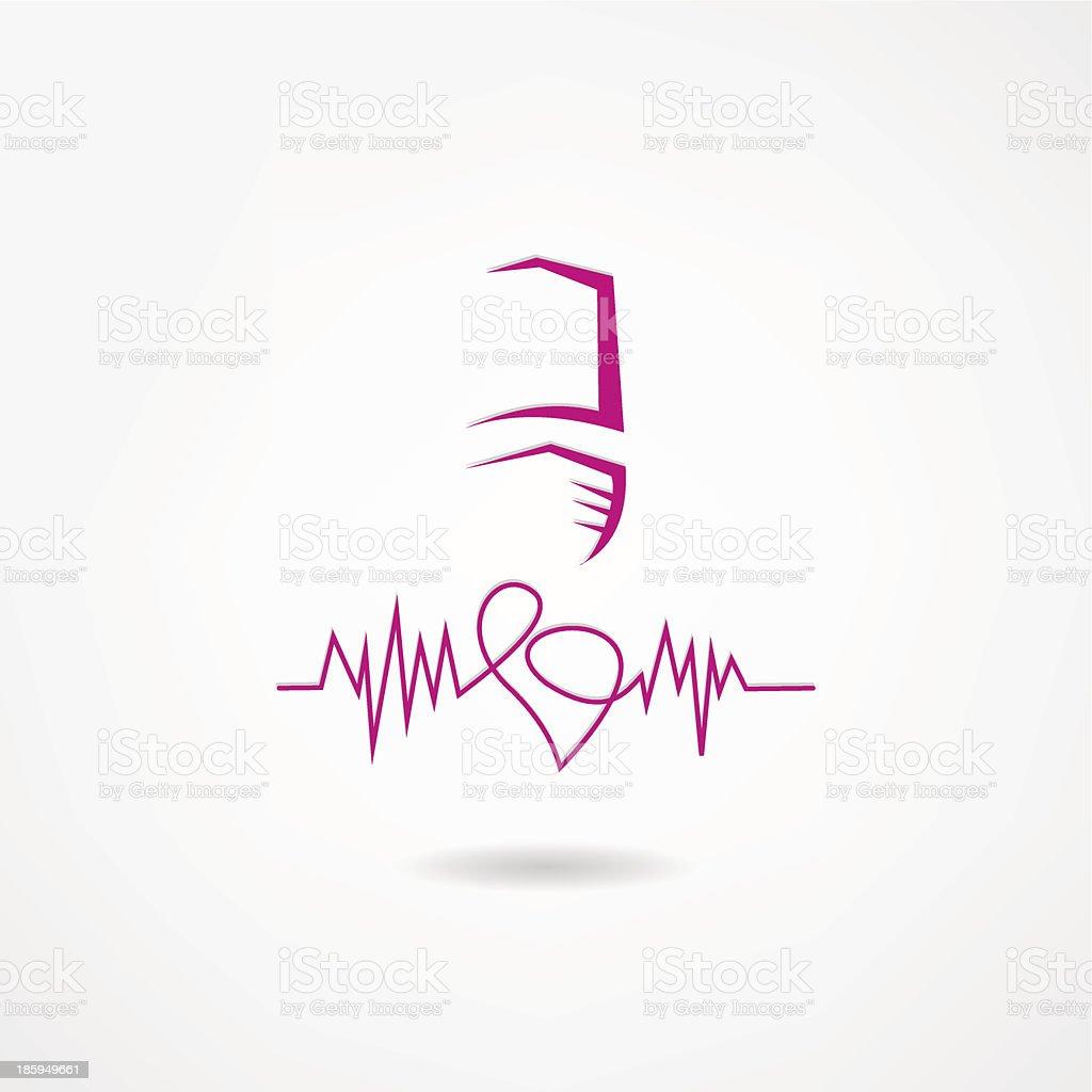 medicine icon royalty-free stock vector art