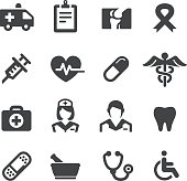 Medicine Icons - Acme Series