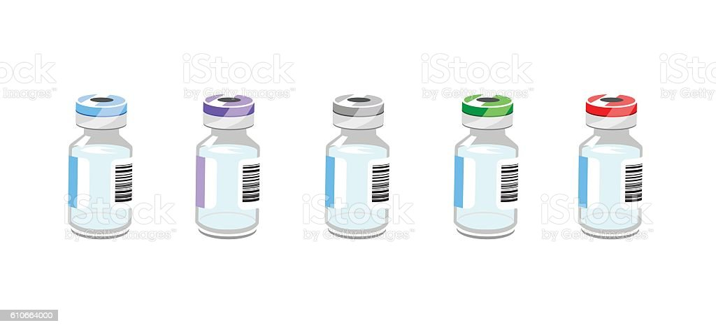 Medicine vector art illustration