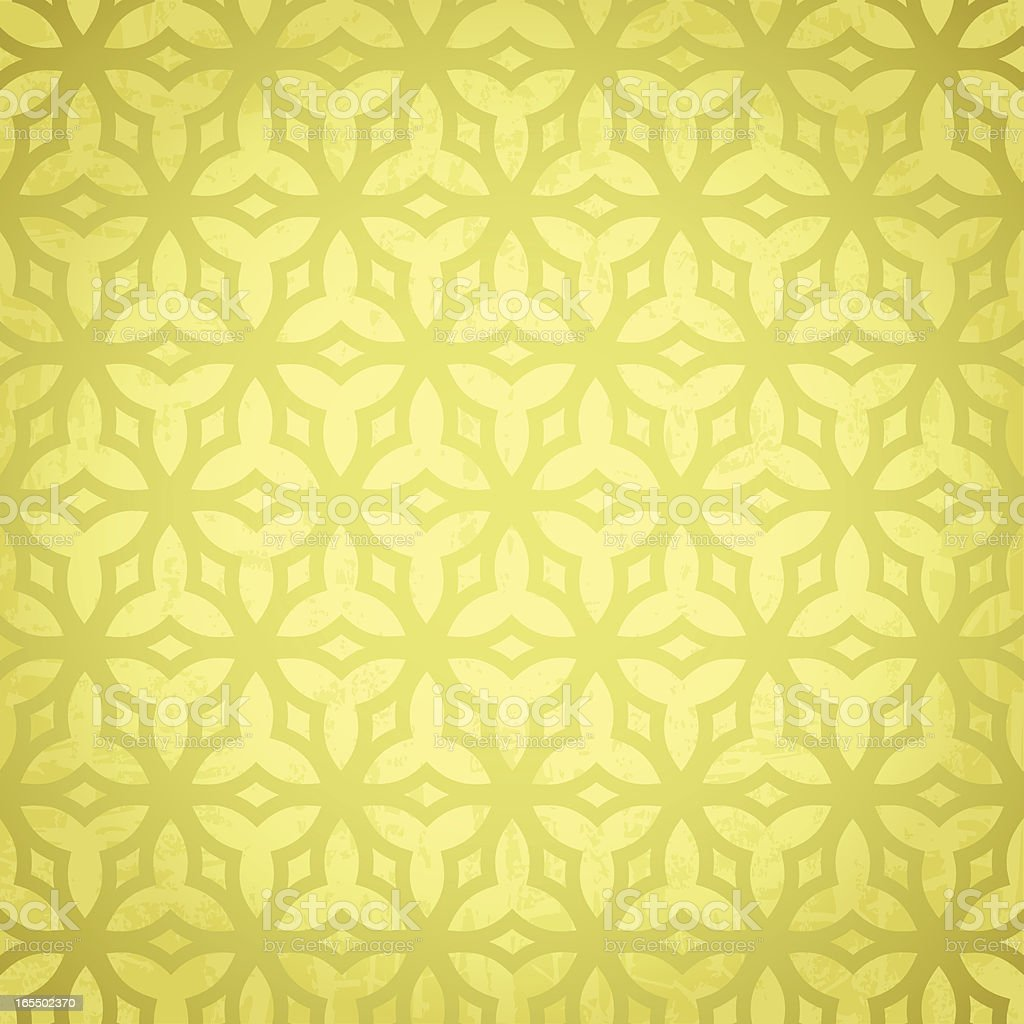 Medieval Pattern vector art illustration