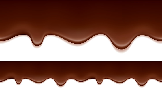 Melting Chocolate Clip Art, Vector Images & Illustrations ... Melted Chocolate Clip Art