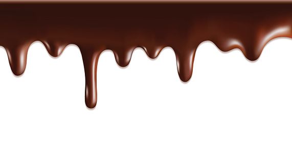 Chocolate Splash Clip Art, Vector Images & Illustrations ... Melted Chocolate Clip Art