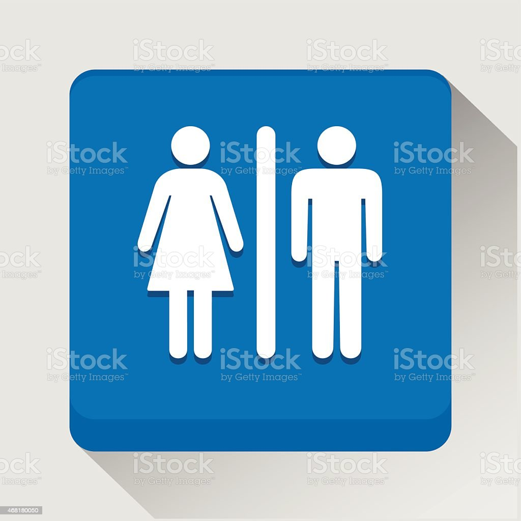 Bathroom Sign Vector Endearing Interesting 40 Bathroom Sign Eps Inspiration Of Toilet Sign Free . Review