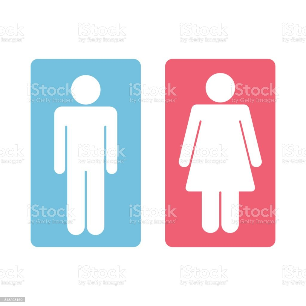 Toilet signs vector set stock images image 36323784 - Mens Bathroom Sign Vector Men Women Toilet Sign Vector Stock Vector Art 813208150 Istock