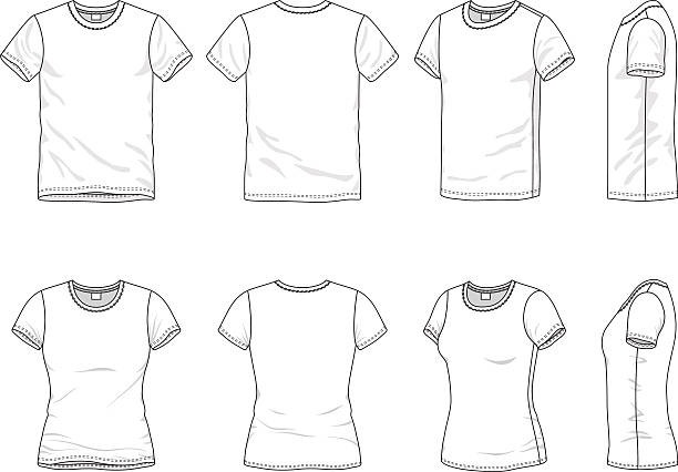 T shirt clip art vector images illustrations istock for Vector art for t shirts