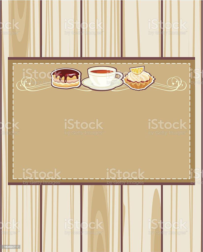 menu royalty-free stock vector art