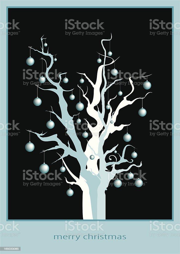 Merry Christmas 02 royalty-free stock vector art