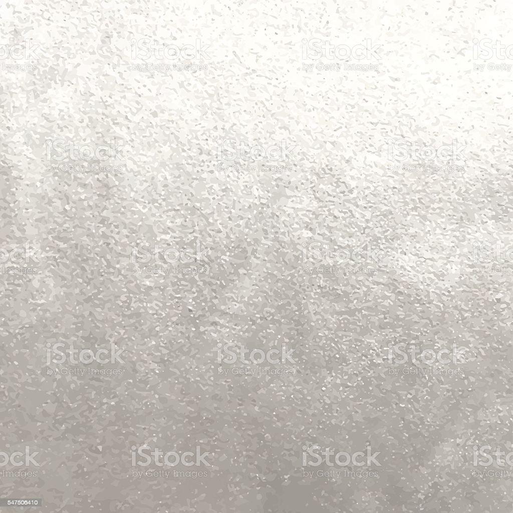 Metal foil background vector art illustration