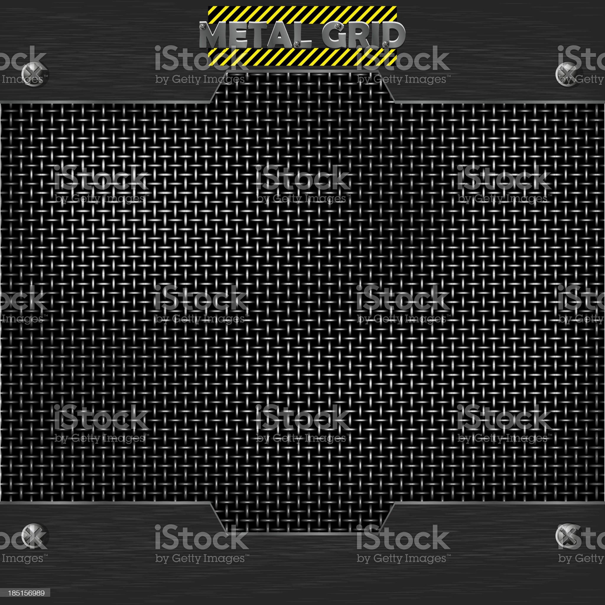 metal mesh texture vector royalty-free stock vector art