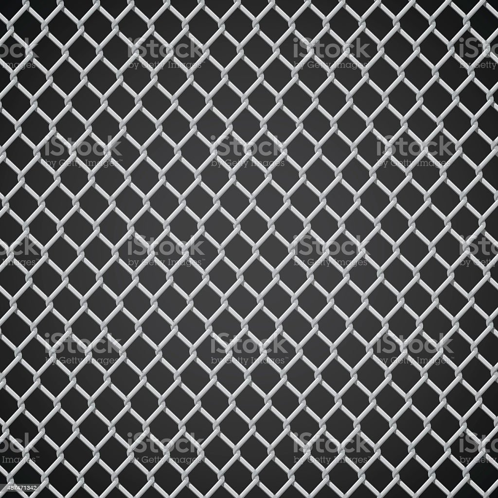 Metal net background stock photo