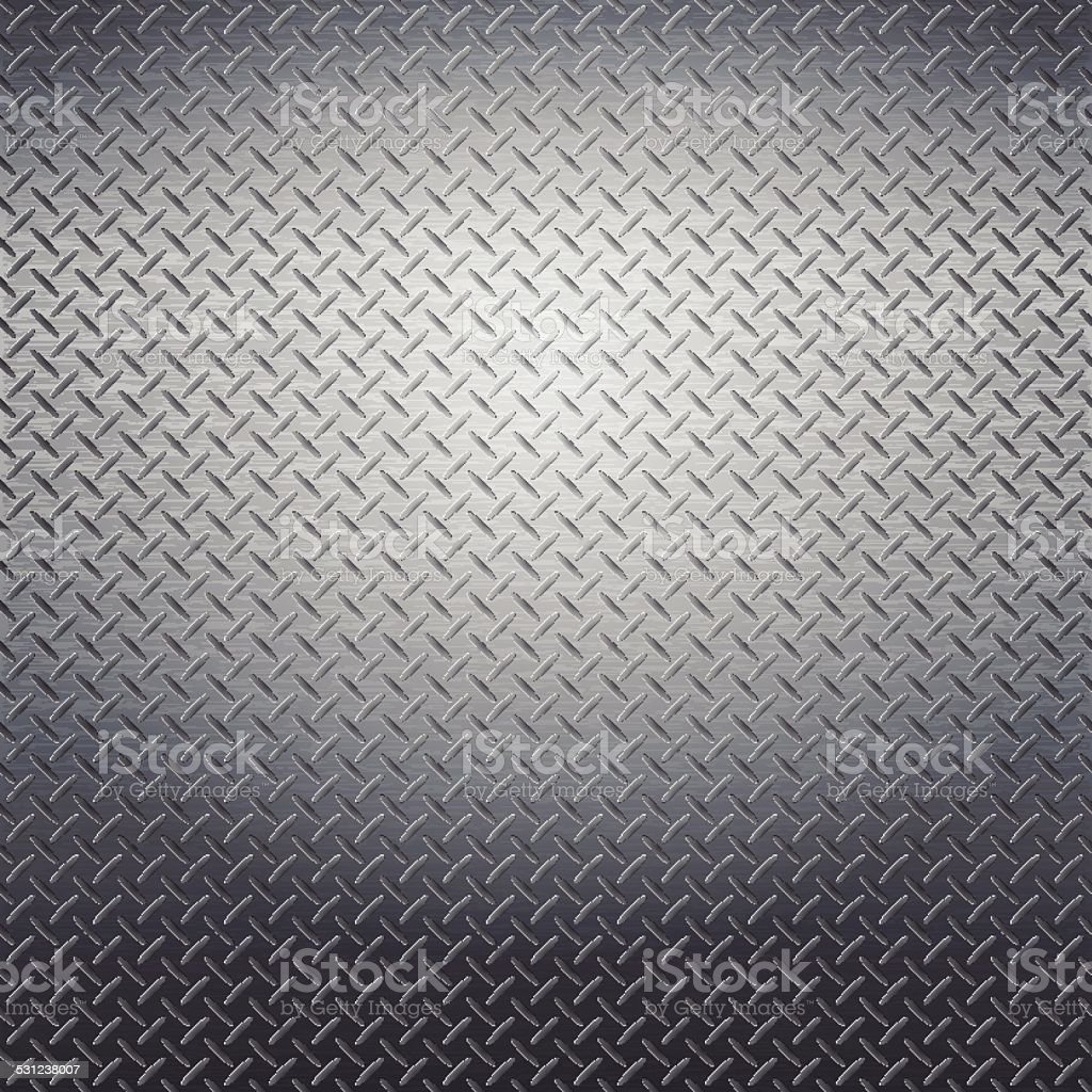 Metal texture. Abstract background. vector art illustration
