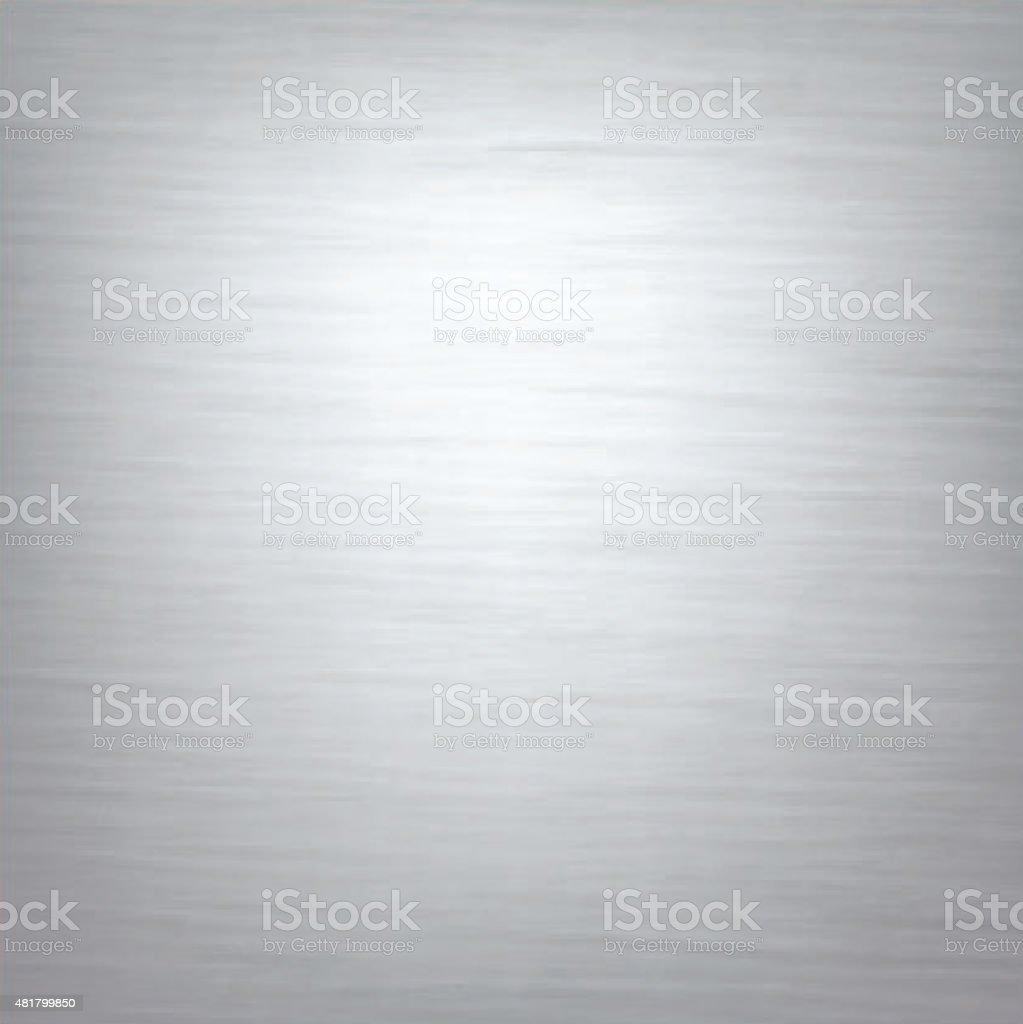 Metallic texture background vector art illustration