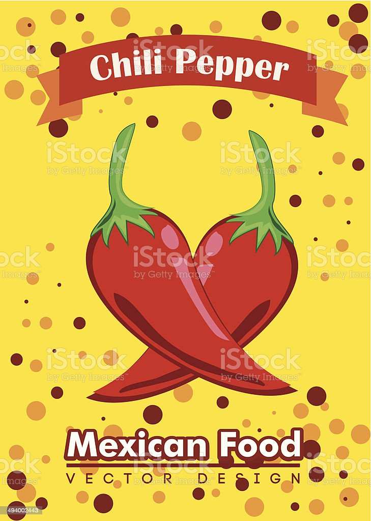 mexican food royalty-free stock vector art