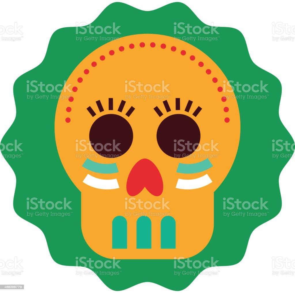 Mexico design royalty-free stock vector art