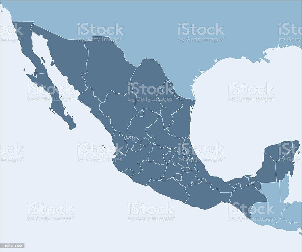 Mexico royalty-free stock vector art