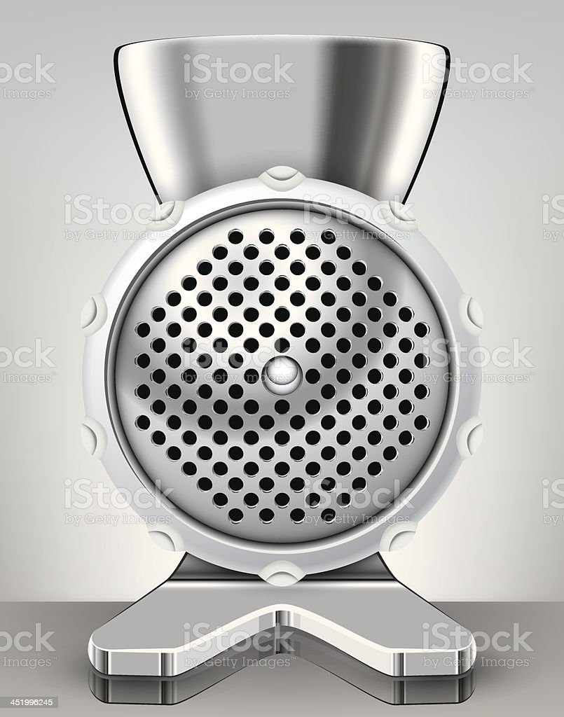 mincer royalty-free stock vector art