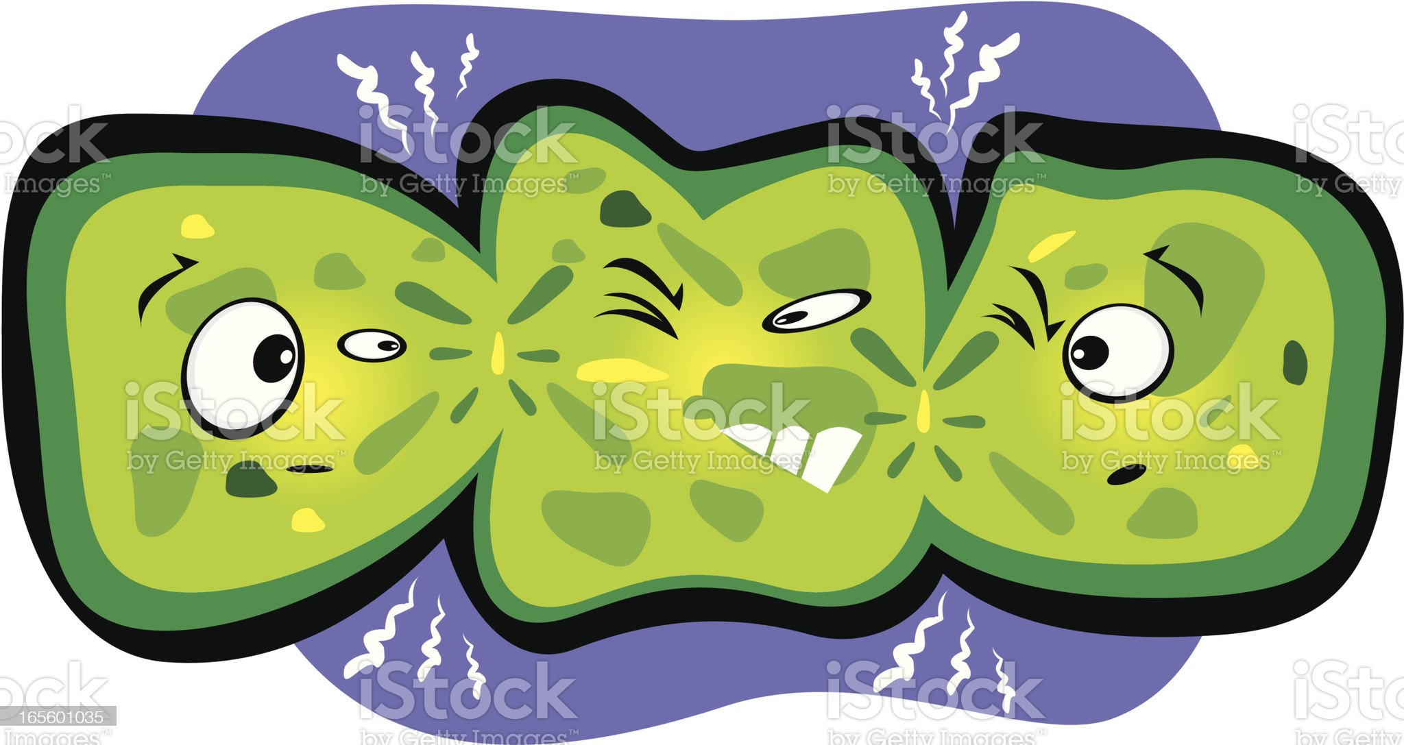mitosis royalty-free stock vector art